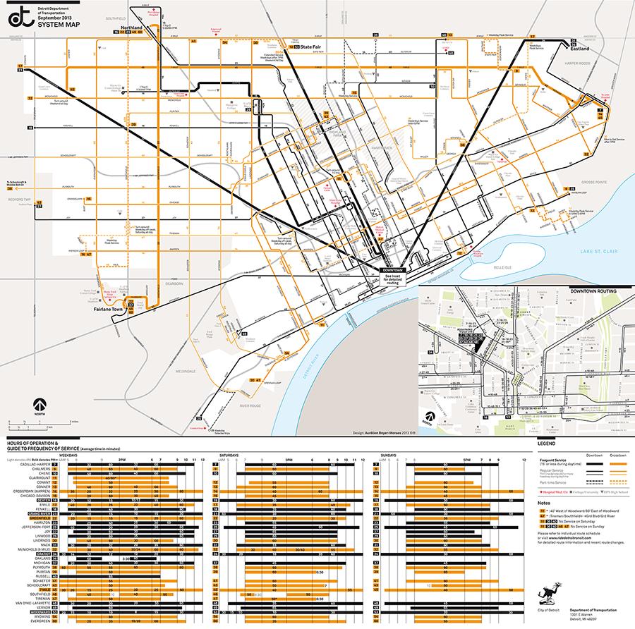 DDOT Guide Detroit