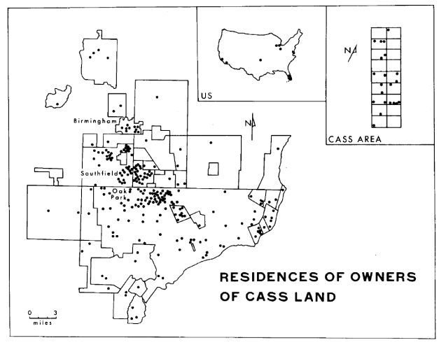 cass land owners