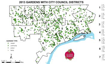 City Of Detroit Zip Code Map.Map Data Conundrums With Zip Codes And Council Districts In Detroit
