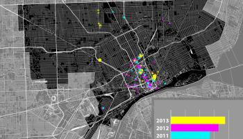 Map: Pokemon Go Redlining in Detroit?   DETROITography