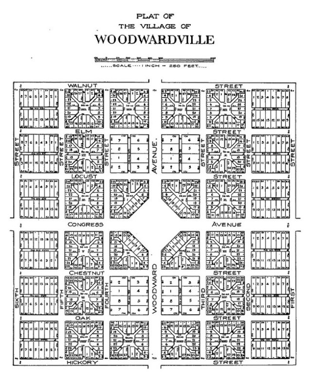 woodwardville-map