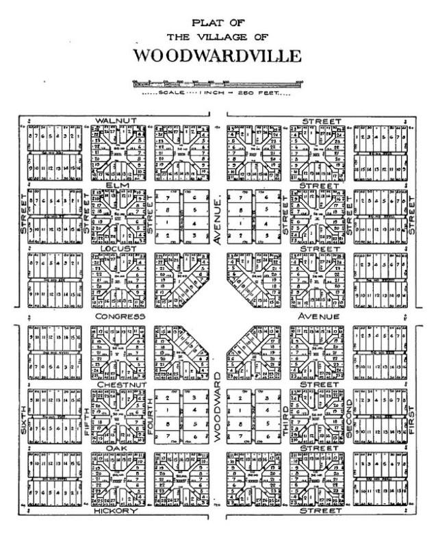 woodwardville-map